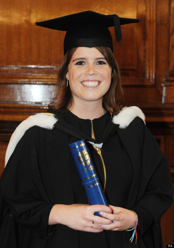 princess beatrice graduates