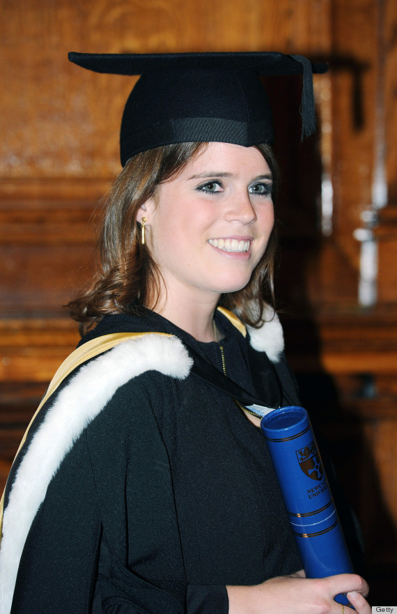 princess eugenie degree