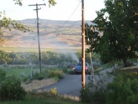 pesticide truck small