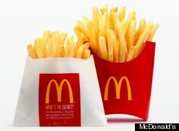 Mcdonalds Fries Olympics