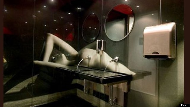 D.C.'s Proof Named One Of The Country's Sexiest Bathrooms By Zagat ...