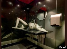 LOOK: Check Out This Sexy Bathroom
