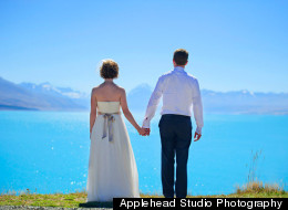 Real Wedding New Zealand