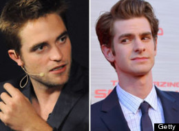 Robert Pattinson Andrew Garfield Feud
