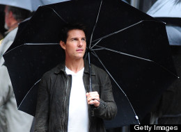 Tom Cruise Still Sad Divorce