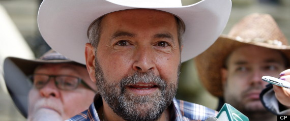 THOMAS MULCAIR CALGARY STAMPEDE