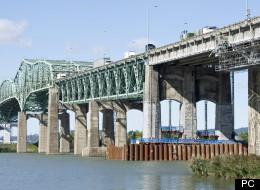 Accident sur le pont Champlain en direction de Montréal, secteur à éviter