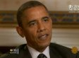 Obama Discusses His 'Biggest Mistake In Office (VIDEO)