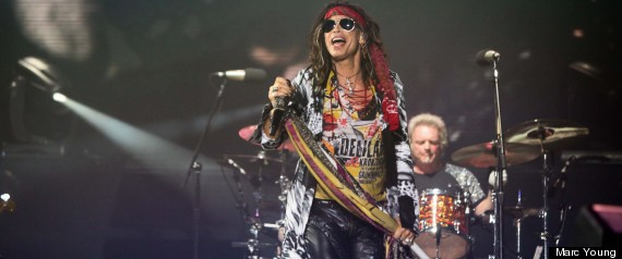 AEROSMITH QUEBEC
