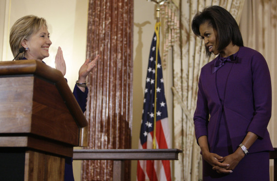 hillary rodham vs michelle obama The first lady is traveling the us on a deeply personal mission to help elect 'my girl' hillary clinton, which would have been unimaginable eight years ago.