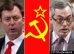 Rob Anders Tony Clement