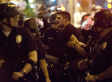 5th & Spring Downtown LA Chalk Walk Protest Draws Riot Police (VIDEO, UPDATE)