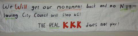 kkk banner
