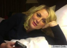Amy Poehler Makeup Advice