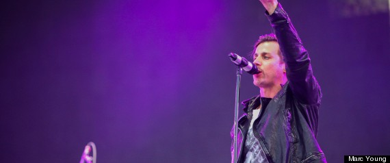 OUR LADY PEACE QUEBEC