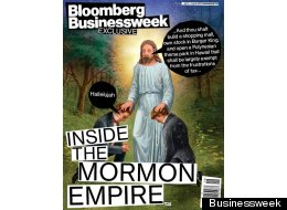 Businessweek Mormon Cover