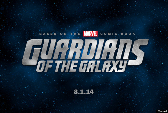 Guardians of the galaxy movie marvel announces newest film at comic