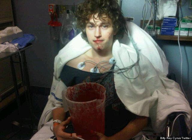 braison cryus hospitalized