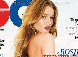 Rosie Huntingtonwhiteley Nude