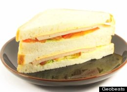 Fake Sandwiches