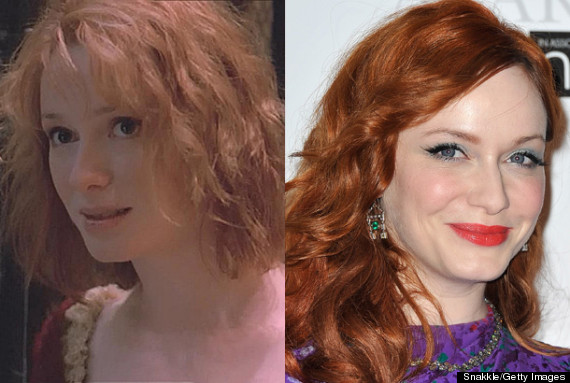 christina hendricks firefly then and now