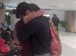 Couple Meets For First Time After Forming Relationship Via Halo, Facebook, Skype (VIDEO)