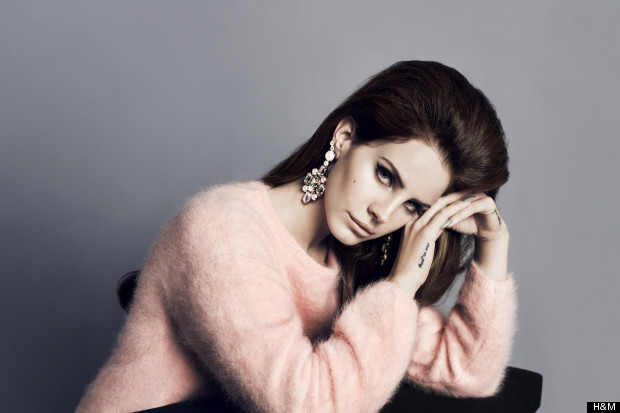 lana del rey h and m