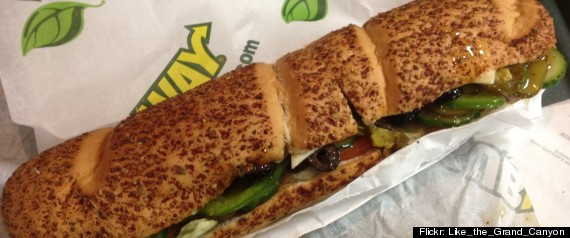 Subway at School