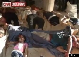 Douma Massacre Video
