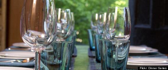 DINNER PARTY RECIPES SUMMER