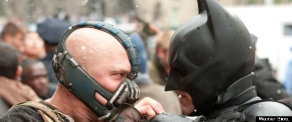 the dark knight rises review