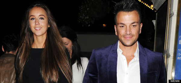 Peter Andre And New Girlfriend Emily MacDonagh Step Out To  : r PETER ANDRE 600x275 from www.huffingtonpost.co.uk size 600 x 275 jpeg 59kB