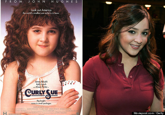 Alisan Porter Curly Sue Now - Hot Girls Wallpaper