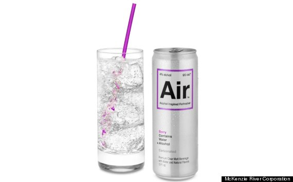 air alcohol inspired refresher