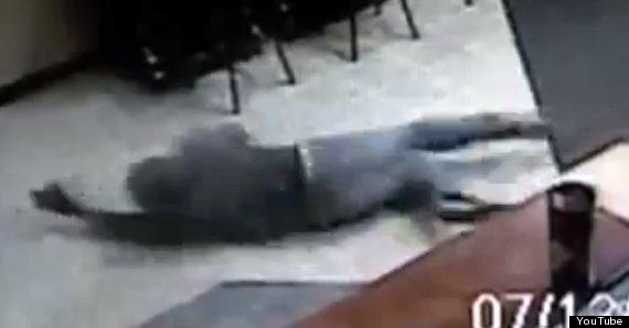 oap shoots robbers