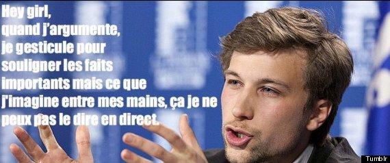 GABRIEL NADEAU DUBOIS