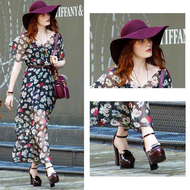 How Florence Welch Dresses For The Actual Dog Days Of