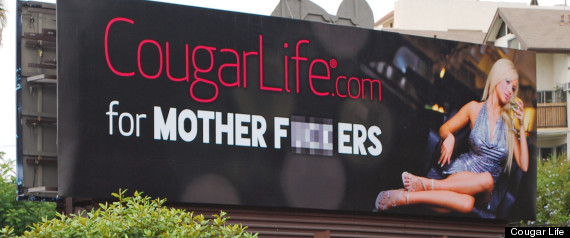 Cougar Life Billboard