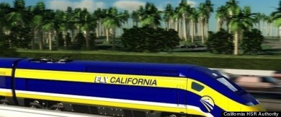 California High Speed Rail Bill