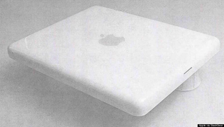 apple ipad prototype