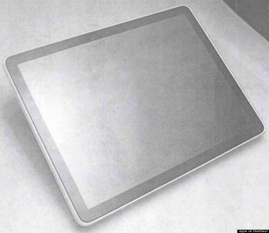 apple ipad prototype