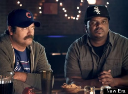 Nick Offerman Craig Robinson New Era