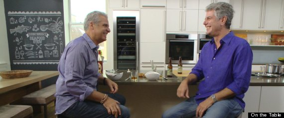 ERIC RIPERT ON THE TABLE