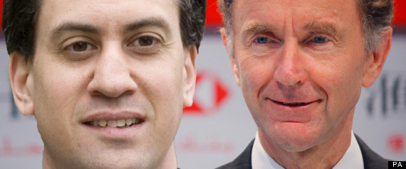 Miliband And Stephen Green
