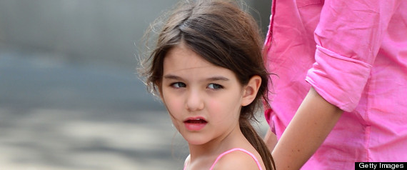 SURI CRUISE NO MAKEUP DESIGNER CLOTHES CATHOLIC