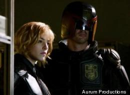 PICTURES: 17 Stills From Dredd 3D