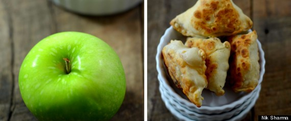 apple samosa