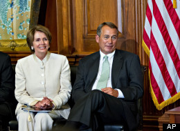 John Boehner Nancy Pelosi Tax Returns