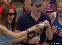 Baseball Beer Cup