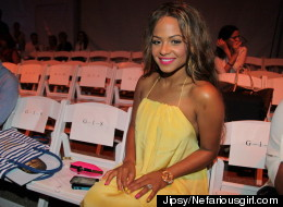 Christina Milian Swim Week Miami Jipsy Front Row